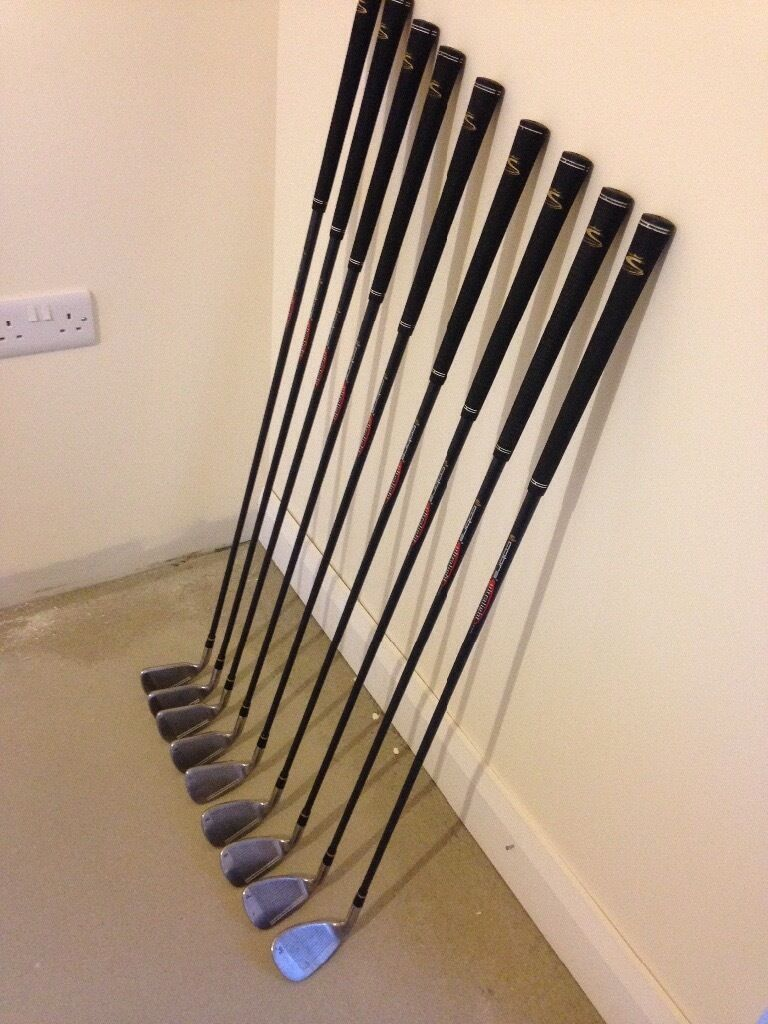 Cobra Golf Irons
