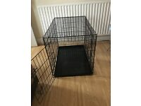Large dog or puppy crate/ cage