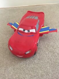 Talking Lighting McQueen