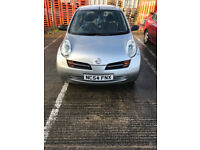 Nissan Micra 1.2 swap for automatic