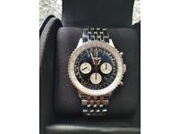 Breitling Navitimer 01 Automatic Chronograph Mens Watch RRP £7,690 full box + papers