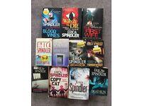 Books - thrillers