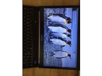 Laptop 15,6 LED SAMSUNG i3 2nd gen.,3GB RAM,160GB HDD, close to new, high end anti slippery surface