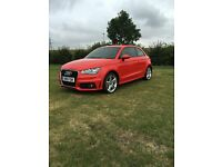 AUDI A1 SLINE AUTO FULLY LOADED A3 S3 SWAP PART X