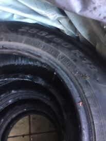 Land Rover Discovery Winter Tyres