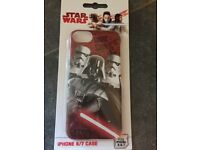 Iphone cases 5/6/7 Star Wars, despicable me, little miss princess, avengers marvel