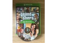Grand Theft Auto V GTA5 - Xbox One