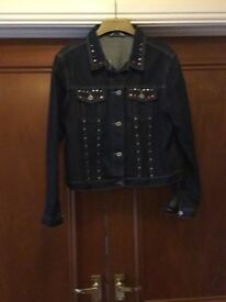 Ladies size 18 denim jacket