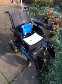 INVACARE MIRAGE Electric wheel chair battery charger and manual