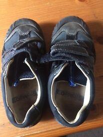 Boys clarks Dino shoes