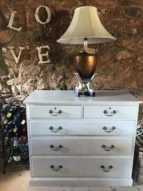 Solid wood drawers / sideboard