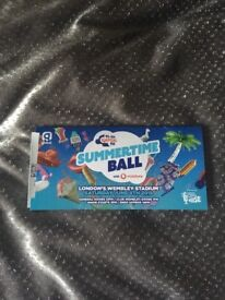 Capital fm summertime ball tickets