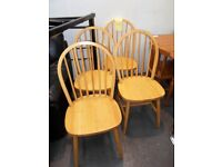4 x Dining Chairs…30241A