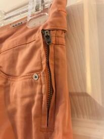 GStar Raw orange trousers for woman