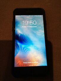iPhone 7 128 gb black unlocked - excellent condition