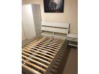 IKEA Bedroom furniture set / double bed