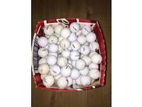 Approx 200+ Golf Balls