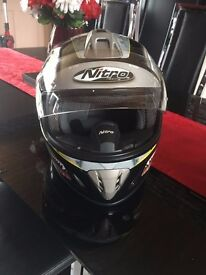 Large Motorbike Helmet
