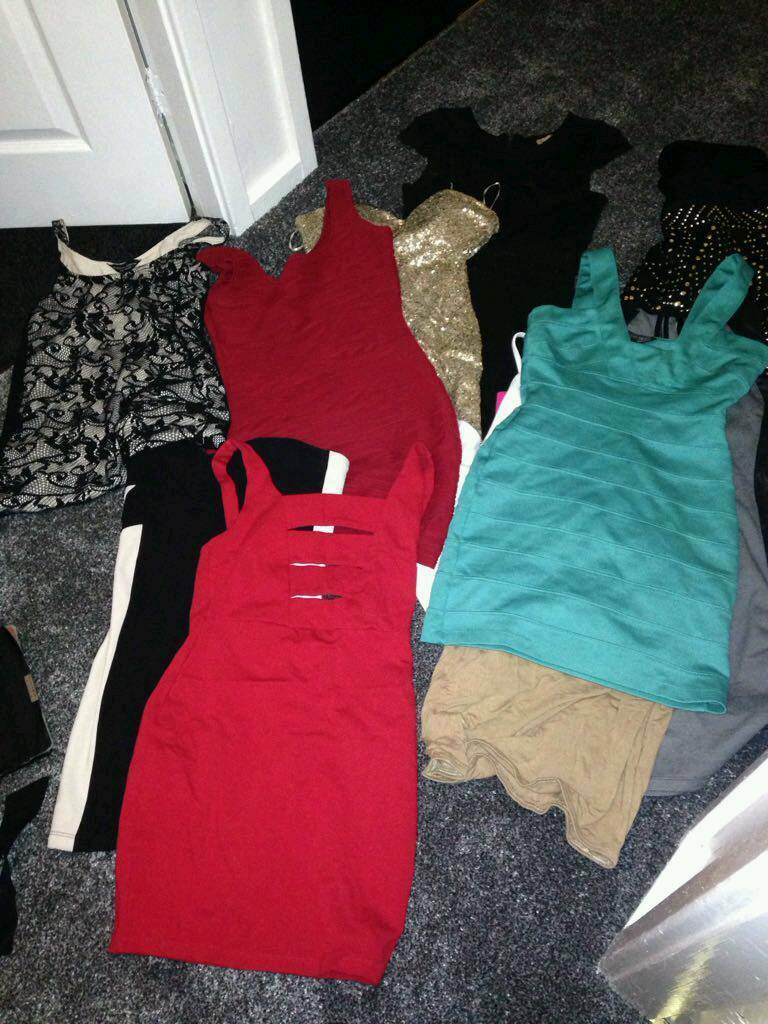 Womes bodycon dresses