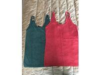 Top Shop vests