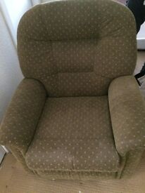 Reclining Armchair in excellent condition