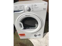 Hotpoint 9KG Condenser Dryer