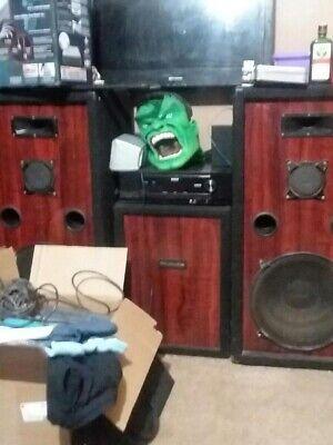 pro studio speakers