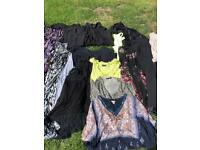 Assorted job lot ladies clothes 14/16 mainly