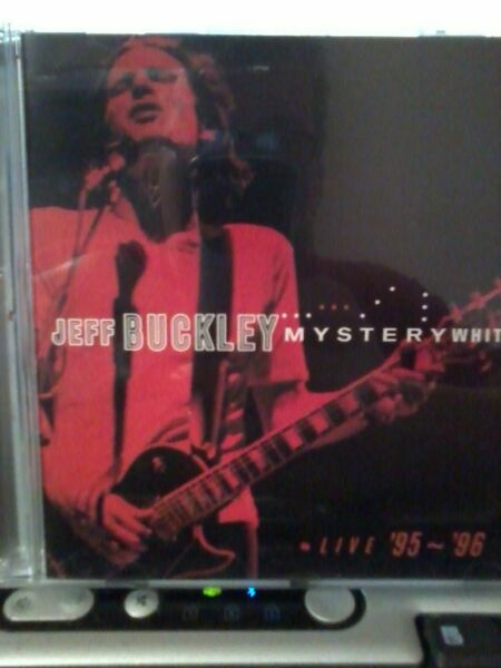 Jeff Buckley - Mystery White Boy - cd