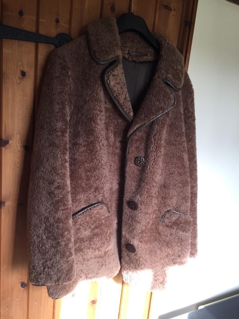 Women's sheepskin coat by Paterson