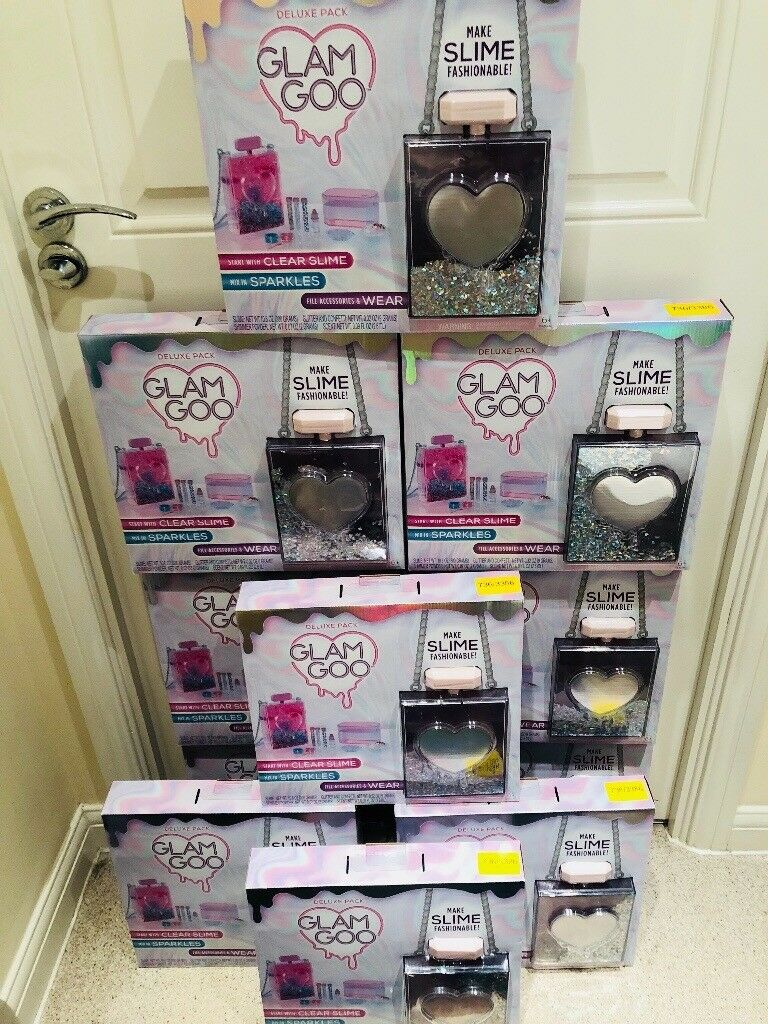 glam goo deluxe slime kit in speedwell bristol gumtree. Black Bedroom Furniture Sets. Home Design Ideas