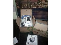 Job Lot 3x wireless ip camera's - Please Read -