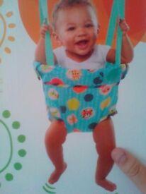 Baby swing door swinger good condition
