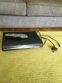 Sky +HD box and controller