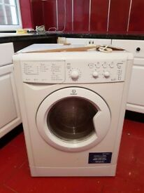 SOLD!!! Indesit White Freestanding Washer Dryer Collection only!!