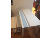 Dining table and Coffee Table