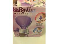Babyliss Aqua care Facial spa