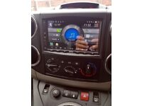 ATOTO A6 Pro - Double Din head unit with built in GPS & WiFi & Bluetooth