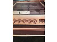 Hot point ulitima brand new free standing cooker