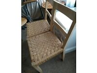 FOR SALE - 2 Kitchen chairs (£5 each)