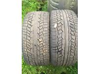 22 inch tyres