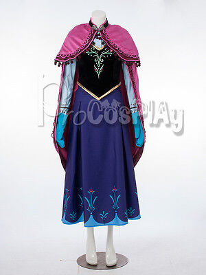 Best Anna Cosplay Costume Custom - Best Cosplay Costumes