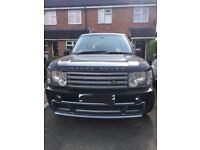 Range Rover. Low milage. Quick sale