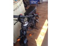 Di Blasi folding moped 2010 rare camper motor home