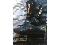 Sidi racing bike boots