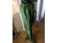 Fishing Waders for Sale - £20 Size 6