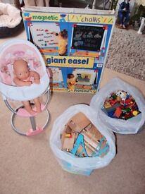 CHILDREN'S TOYS ,WILL SEPARATE, SEE ALL PHOTOS