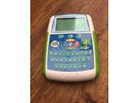 Leapfrog text and learn messenger toy.