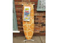 Ironing board (Beldray) with NEW cover (Large size)