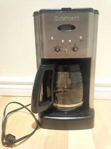 Cuisinart coffee maker kijiji free classifieds in for Apartment coffee maker